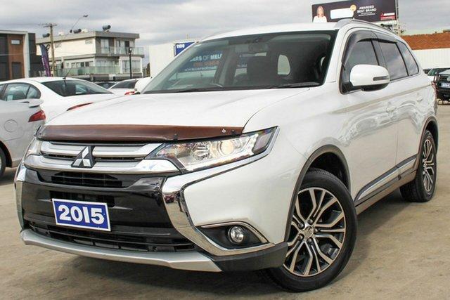 Used Mitsubishi Outlander XLS 4WD, Coburg North, 2015 Mitsubishi Outlander XLS 4WD Wagon