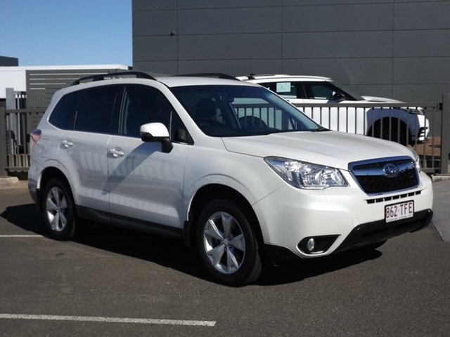 Used Subaru Forester 2.5i-L Lineartronic AWD, Toowoomba, 2013 Subaru Forester 2.5i-L Lineartronic AWD Wagon