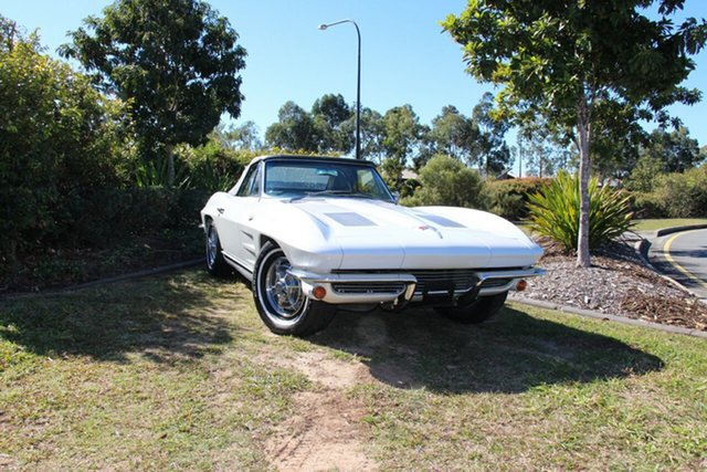 Used Chevrolet Corvette Stingray, Glanmire, 1963 Chevrolet Corvette Stingray Convertible