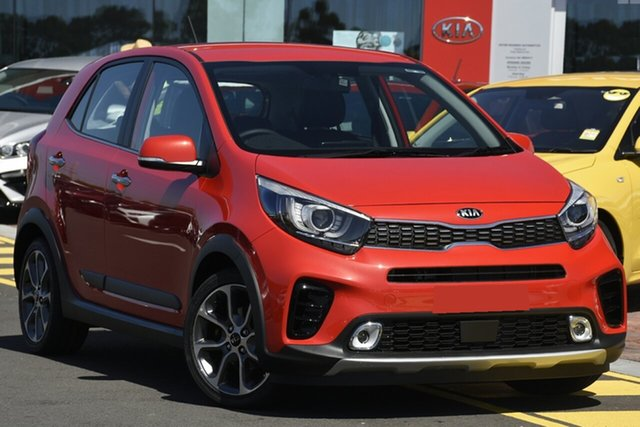 Discounted Demonstrator, Demo, Near New Kia Picanto AO Edition, Warwick Farm, 2019 Kia Picanto AO Edition Hatchback