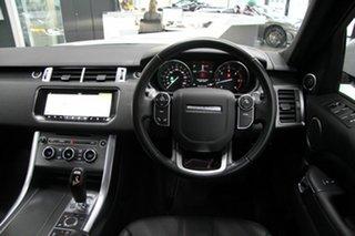 2017 Land Rover Range Rover Sport TdV6 CommandShift SE Wagon.