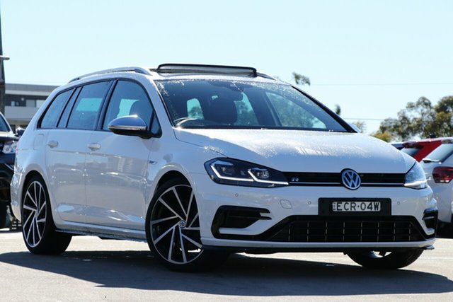 Used Volkswagen Golf R DSG 4MOTION, Waitara, 2018 Volkswagen Golf R DSG 4MOTION Wagon