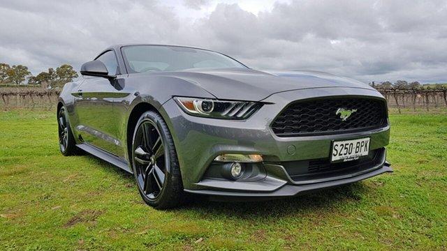 Used Ford Mustang Fastback SelectShift, Tanunda, 2017 Ford Mustang Fastback SelectShift Fastback