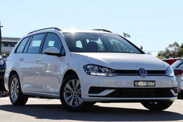 Used Volkswagen Golf 110TSI DSG Trendline, Waitara, 2018 Volkswagen Golf 110TSI DSG Trendline Wagon