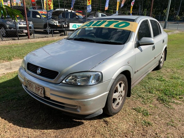 Used Holden Astra CD, Clontarf, 2000 Holden Astra CD Hatchback