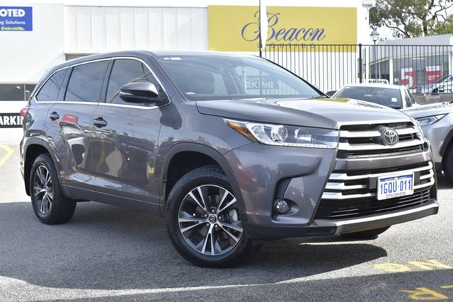 Used Toyota Kluger GX 2WD, Northbridge, 2018 Toyota Kluger GX 2WD Wagon