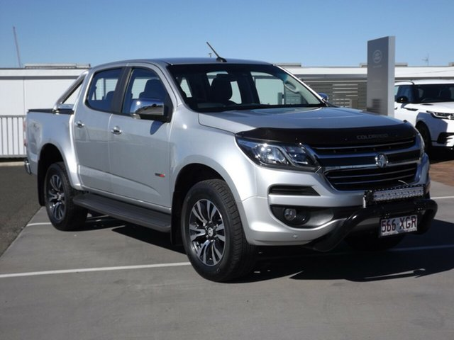 Discounted Used Holden Colorado LTZ Pickup Crew Cab, Toowoomba, 2016 Holden Colorado LTZ Pickup Crew Cab Utility