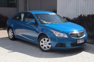 2012 Holden Cruze CD Sedan.