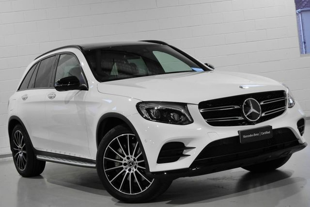 Used Mercedes-Benz GLC350 d 9G-Tronic 4MATIC, Warwick Farm, 2018 Mercedes-Benz GLC350 d 9G-Tronic 4MATIC Wagon