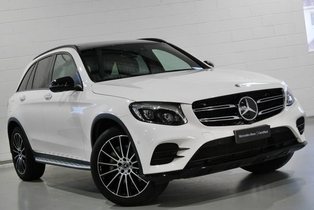 Used Mercedes-Benz GLC250 d 9G-Tronic 4MATIC, Warwick Farm, 2018 Mercedes-Benz GLC250 d 9G-Tronic 4MATIC Wagon