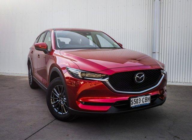 Demonstrator, Demo, Near New Mazda CX-5 Maxx SKYACTIV-Drive FWD Sport, Cheltenham, 2019 Mazda CX-5 Maxx SKYACTIV-Drive FWD Sport Wagon