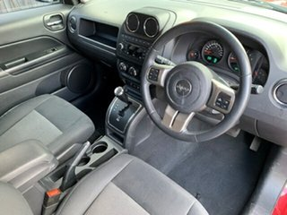 2012 Jeep Patriot Sport (4x2) Wagon.