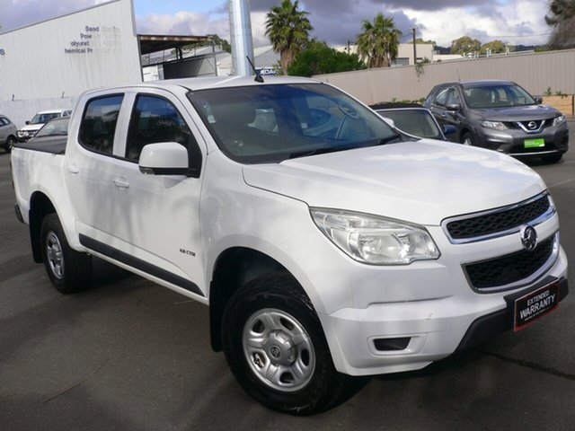 Used Holden Colorado LX Crew Cab 4x2, St Marys, 2012 Holden Colorado LX Crew Cab 4x2 Utility