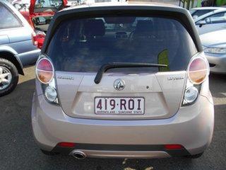 2010 Holden Barina Spark CDX Hatchback.