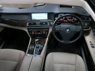 2011 BMW 730d Steptronic Sedan.