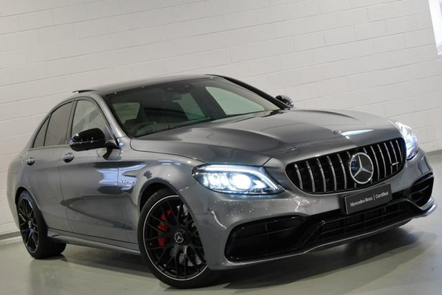 Used Mercedes-Benz C63 AMG SPEEDSHIFT MCT S, Warwick Farm, 2018 Mercedes-Benz C63 AMG SPEEDSHIFT MCT S Sedan