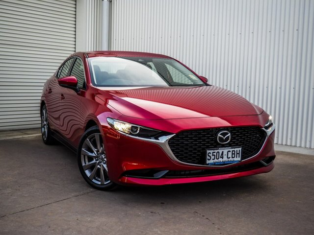 Demonstrator, Demo, Near New Mazda 3 G25 SKYACTIV-Drive GT, Cheltenham, 2019 Mazda 3 G25 SKYACTIV-Drive GT Sedan