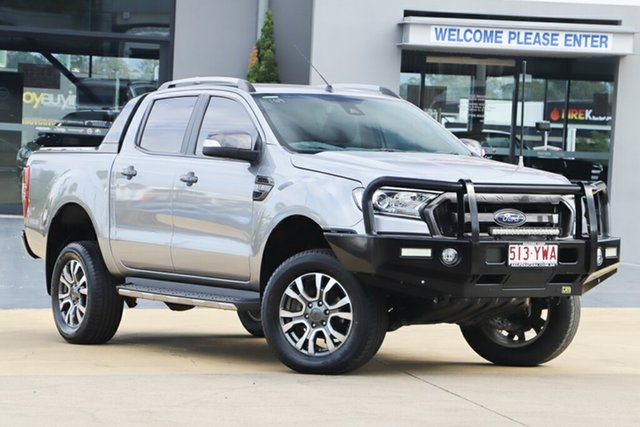 Used Ford Ranger Wildtrak Double Cab, Indooroopilly, 2016 Ford Ranger Wildtrak Double Cab Utility