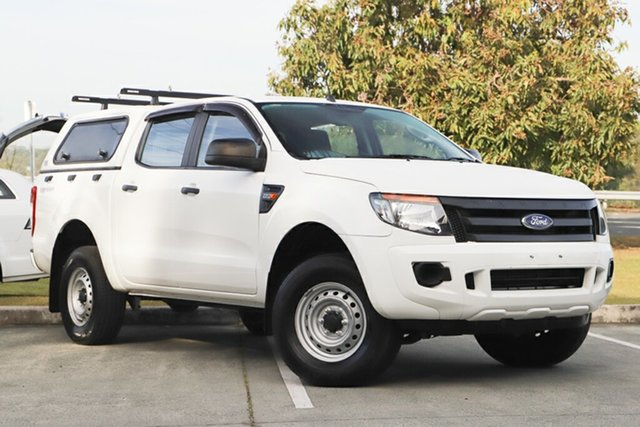 Used Ford Ranger XL Double Cab 4x2 Hi-Rider, Indooroopilly, 2015 Ford Ranger XL Double Cab 4x2 Hi-Rider Utility