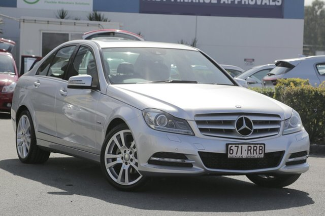 Used Mercedes-Benz C250 CDI BlueEFFICIENCY 7G-Tronic Avantgarde, Beaudesert, 2011 Mercedes-Benz C250 CDI BlueEFFICIENCY 7G-Tronic Avantgarde Sedan