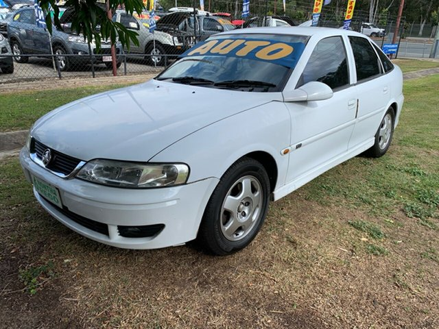 Used Holden Vectra CD, Clontarf, 2001 Holden Vectra CD Hatchback