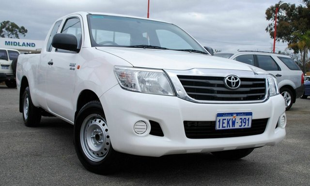 Used Toyota Hilux SR Xtra Cab 4x2, Bellevue, 2014 Toyota Hilux SR Xtra Cab 4x2 Utility