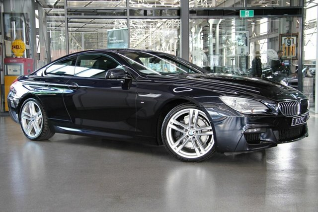 Used BMW 640i, North Melbourne, 2014 BMW 640i Coupe