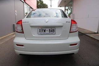 2007 Suzuki SX4 S Sedan.