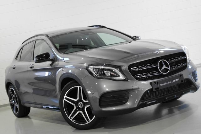 Used Mercedes-Benz GLA180 DCT, Warwick Farm, 2019 Mercedes-Benz GLA180 DCT Wagon