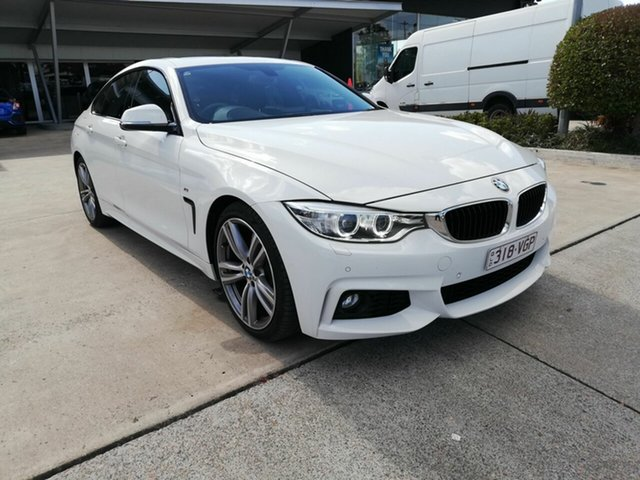 Discounted Used BMW 428i M Sport Gran Coupe, Yamanto, 2014 BMW 428i M Sport Gran Coupe Hatchback