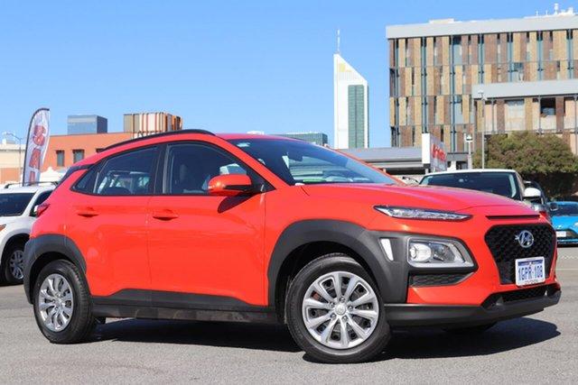 Used Hyundai Kona GO (FWD), Northbridge, 2018 Hyundai Kona GO (FWD) Wagon