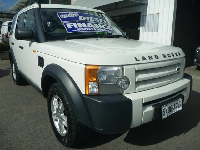 Used Land Rover Discovery 3 S, Edwardstown, 2006 Land Rover Discovery 3 S Wagon