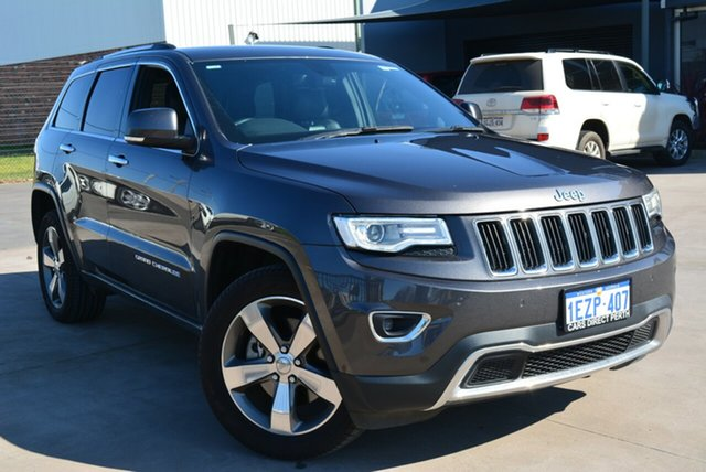 Used Jeep Grand Cherokee Limited (4x4), Kewdale, 2016 Jeep Grand Cherokee Limited (4x4) Wagon