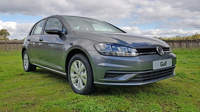Demonstrator, Demo, Near New Volkswagen Golf 110TSI DSG Trendline, Tanunda, 2019 Volkswagen Golf 110TSI DSG Trendline Hatchback