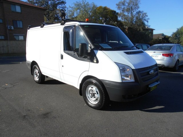 Used Ford Transit Low (SWB), Bankstown, 2012 Ford Transit Low (SWB) Van
