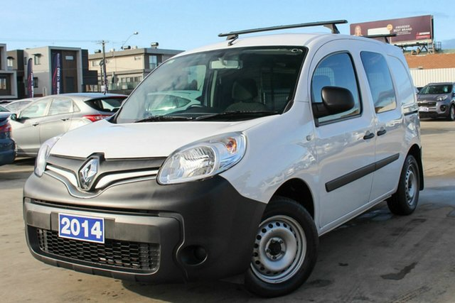 Used Renault Kangoo, Coburg North, 2014 Renault Kangoo Van