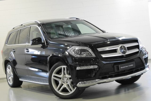 Used Mercedes-Benz GL350 BlueTEC 7G-Tronic + Limited Edition, Warwick Farm, 2015 Mercedes-Benz GL350 BlueTEC 7G-Tronic + Limited Edition Wagon