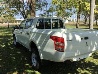 2016 Mitsubishi Triton GLX (4x4) Dual Cab Utility.