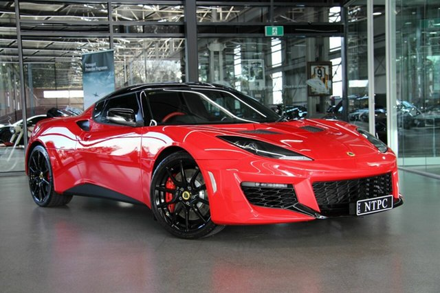 Used Lotus Evora 400 IPS, North Melbourne, 2016 Lotus Evora 400 IPS Coupe