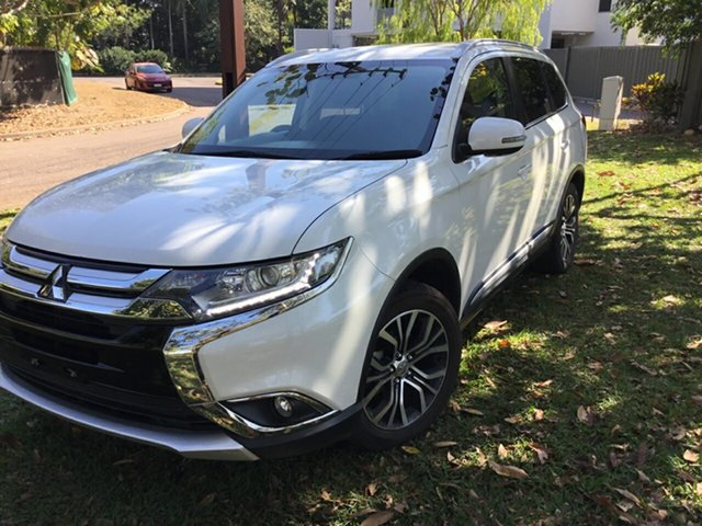 Discounted Used Mitsubishi Outlander LS (4x4), Parap, 2017 Mitsubishi Outlander LS (4x4) Wagon