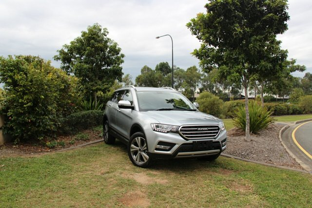 Used Haval H6 Lux DCT, North Lakes, 2019 Haval H6 Lux DCT Wagon