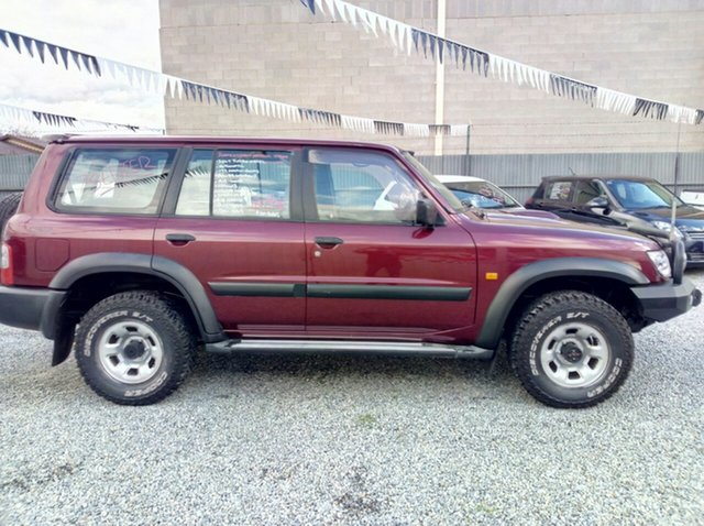 Used Nissan Patrol ST (4x4), Klemzig, 2004 Nissan Patrol ST (4x4) Wagon