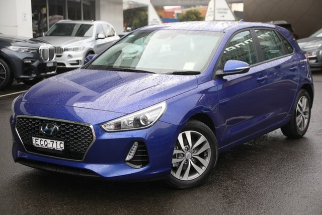 Demonstrator, Demo, Near New Hyundai i30 Active, Brookvale, 2019 Hyundai i30 Active Hatchback