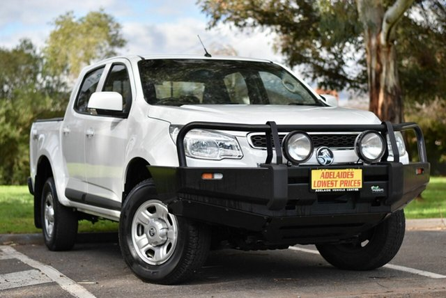 Used Holden Colorado LS Crew Cab, Enfield, 2016 Holden Colorado LS Crew Cab Utility