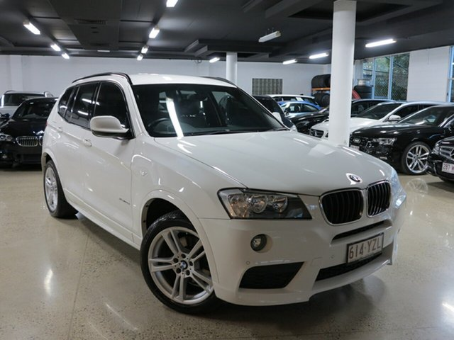 Used BMW X3 xDrive20d Steptronic, Albion, 2014 BMW X3 xDrive20d Steptronic Wagon
