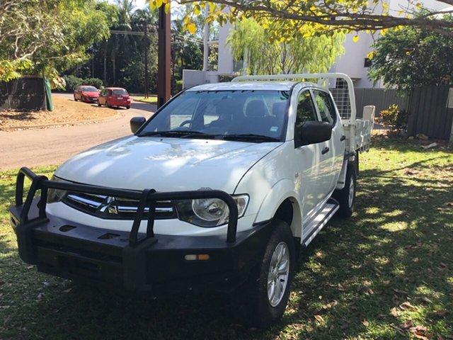 Discounted Used Mitsubishi Triton GLX, Parap, 2014 Mitsubishi Triton GLX Double Cab Utility