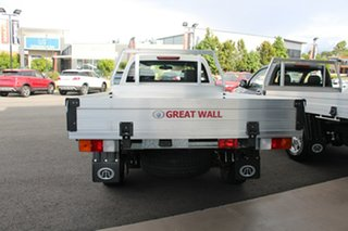 2019 Great Wall Steed 4x2 Cab Chassis.