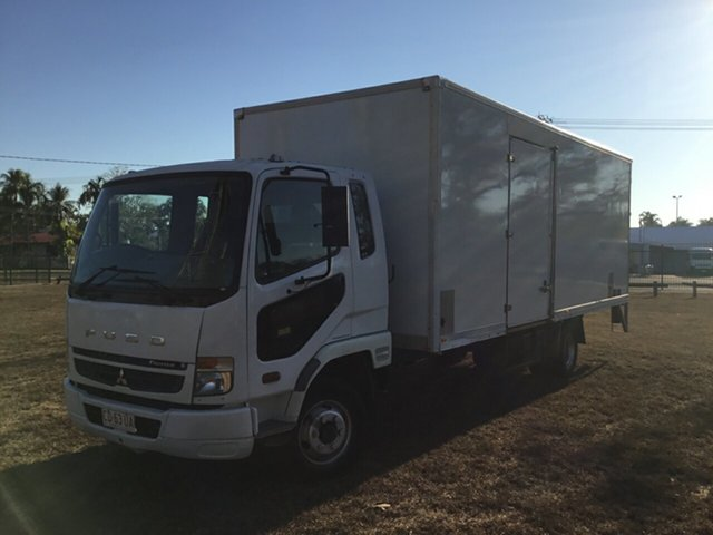 Discounted Used Mitsubishi Fuso Fighter FM65F 10.0 XXLWB, Parap, 2010 Mitsubishi Fuso Fighter FM65F 10.0 XXLWB Cab Chassis