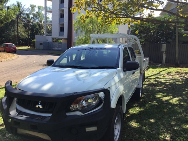 Discounted Used Mitsubishi Triton GLX (4x4), Parap, 2016 Mitsubishi Triton GLX (4x4) Dual Cab Utility