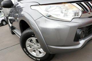2015 Mitsubishi Triton GLX Double Cab 4x2 Utility.